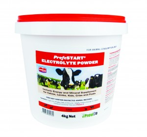 3204 ProfeSTART Electrolyte Powder 4kg