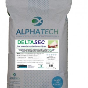 DeltaSEC sack with label